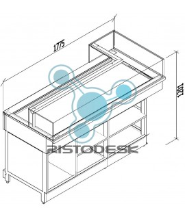 banco-drop-in-praline-ey-131083-ristodesk-1